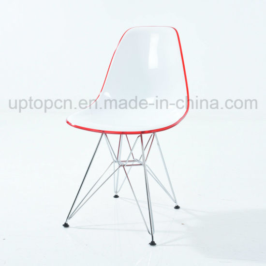 plastic chairs with stainless steel legs pink hydraulic salon chair china wholesale abs student durable leg sp uc466