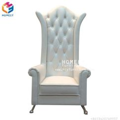 Throne Chair Cover Stool Leather Sofa China Morden King And Queen For Wedding