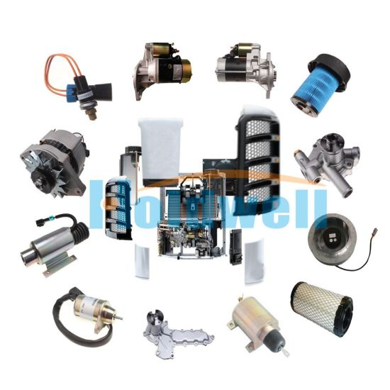 Thermo King Yanmar Sel Engine Spare Parts Tk235 Tk249 Tk270 Tk353 Tk370 Tk376v Tk366 Tk388 Tk395 Tk482 Tk486e V For Cold Transport Refrigeration Unit
