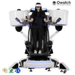 Flight Simulator Chair 360 Big Bean Bag Chairs China Degree Rotating 9d Vr Cinema Virtual Reality Easy Operation Flying