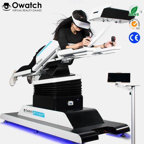 flight simulator chair motion counter chairs swivel china aircraft simulators best standard arcade 9d vr fly machine