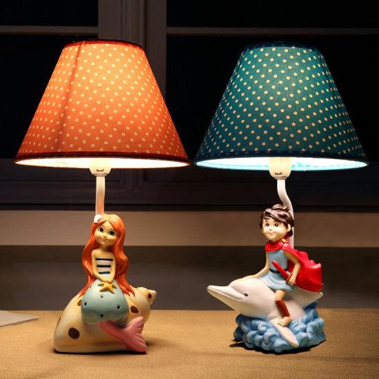 china small decorative table lamp