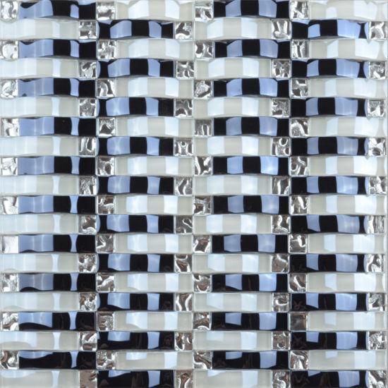 china mosaic glass tile mosaic glass