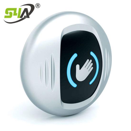 dc12v hand wave sensor exit button for