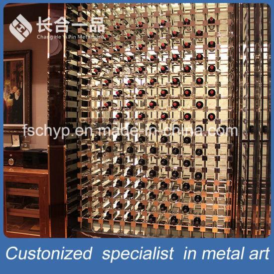 china wine display racks wine storage rack