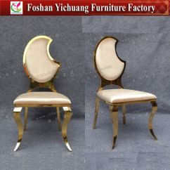 Dining Chairs With Stainless Steel Legs Fishing Chair Setup China Modern Furniture Ycx Ss09 Pictures Photos