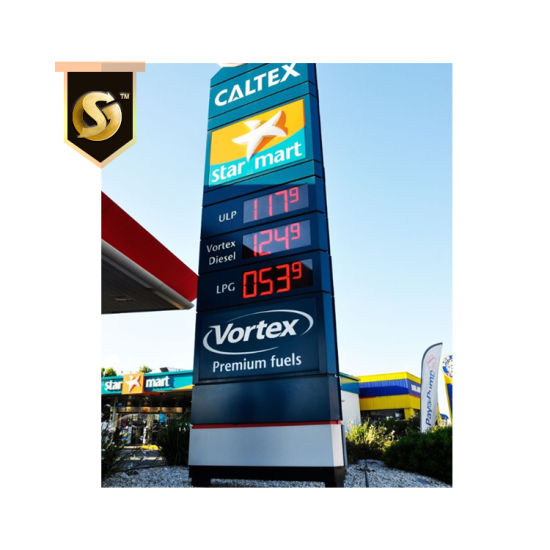 Gdguose.com specializes in producing and selling of standing advertising board pylon billboard gas station led price sign over 22 years. China Advertising Pylon Billboard Signage Gas Price Sign Station Pylon Sign China Vinyl Petrol Gas Station Pylon Sign And Led Gas Price Sign Board Price