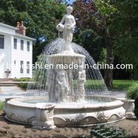 China Granite Carved Outdoor Garden Water Fountains with ...