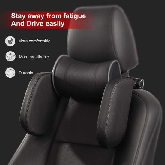 car headrest neck support pillow neck