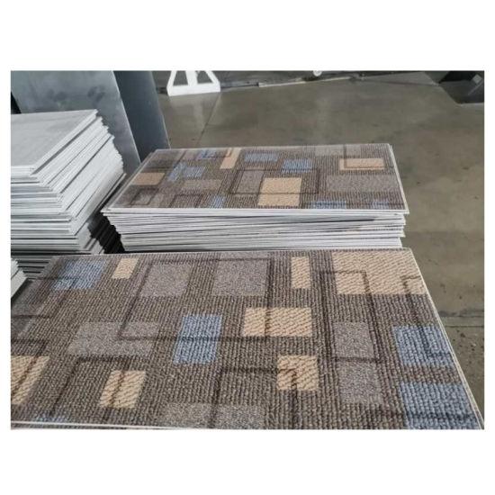 wholesale anti slip spc flooring pvc vinyl flooring looks like wood carpet 4mm 5mm 6mm thickness