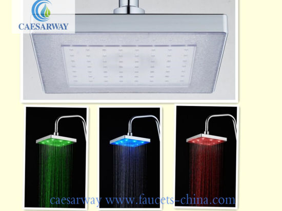 china bathroom shower faucet sets led