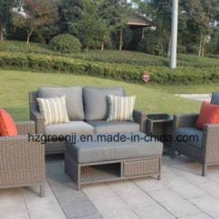 Rattan Half Moon Sofa Set Cheap Chesterfield Uk China Patio Furniturte Deep Seating 0047a 10mm Curve Flat Wicker
