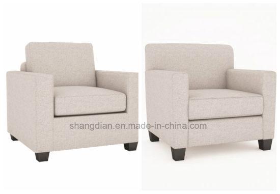 single sofa design naples leather leon s china modern hotel room sofas set modular one seater kl c02