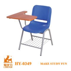 Portable Study Chair Sleeper Chairs Lazy Boy China School For Sale With Writing Pad Modern Pictures Photos