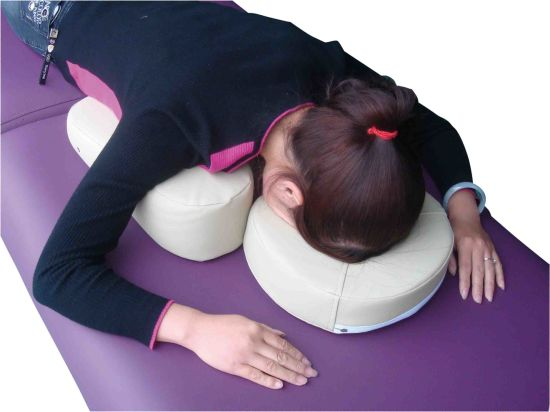 china massage pillow for massage table