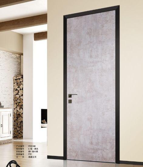 Aluminum Frame Condo Screen Door Apartment