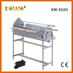 Kitchen Equipment For Sale Nook Lighting China Industrial Restaurant Electric Rotary Charcoal Bbq Grill