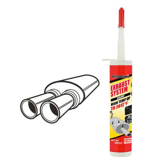 china heat resistant adhesive exhaust