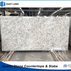 Kitchen Tabletops High Table With Storage China Stone Quartz Slab For Countertops Tops Sgs Report Marble Colors