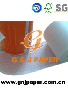 Big roll packing white chart paper for medical treatment also china rh gnjpaper ende in