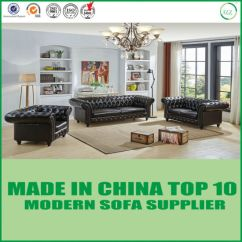 Chesterfield Sectional Sofa Suppliers Home Goods Furniture Sofas China Divani Living Room Modern Leather Pictures Photos