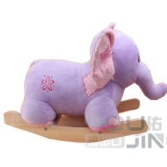 Animal Rocking Chair Wheelchair Office China Elephant Plush Wooden Horse Toy