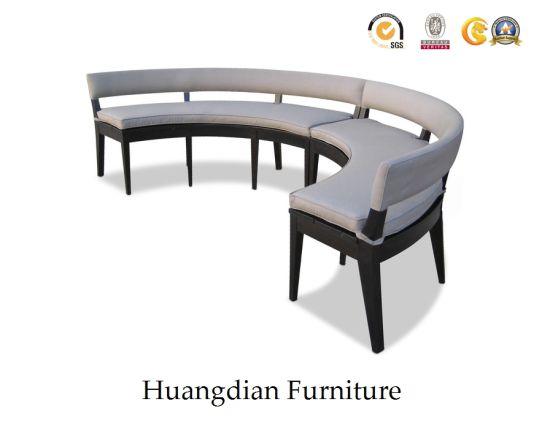 china wooden leg fabric round shape