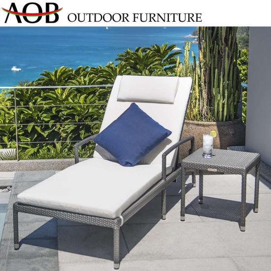 china double lounger outdoor garden