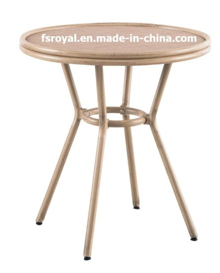 french style cafe bamboo look rattan