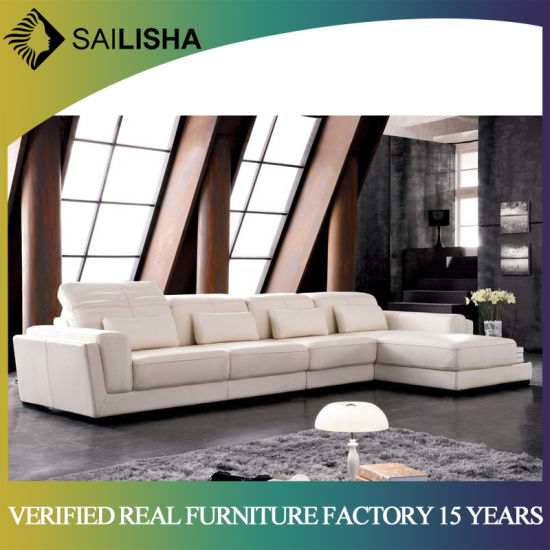 corner sofa bed recliner sears reclining set china modern leather chair living room home furniture sectional couch sets