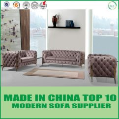 Chesterfield Sectional Sofa Suppliers Ashley Chaise China Dubai Button Tufted Furniture Fabric Pictures Photos