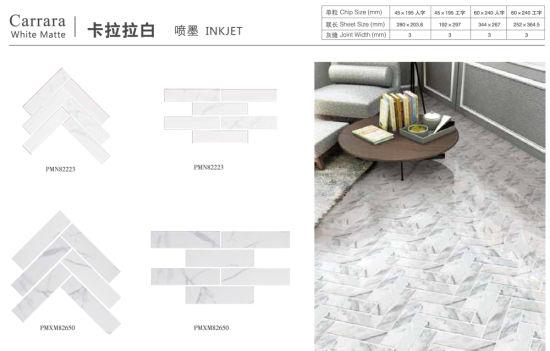 kitchen bathroom wall marble look ceramic porcelain mosaic backsplash floor tile