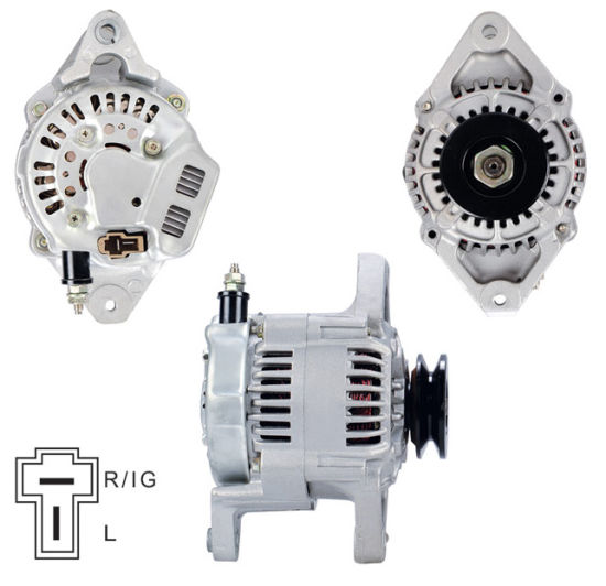 hitachi lr180 03c alternator wiring diagram 2006 pontiac g6 ignition switch yanmar online china 12v 40a for lester 12112 lr140 714 replacement