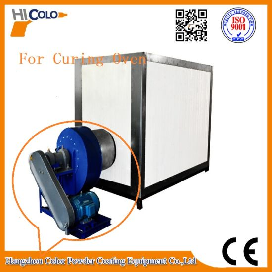 hot item new exhaust cycle fan motor for oven and booth