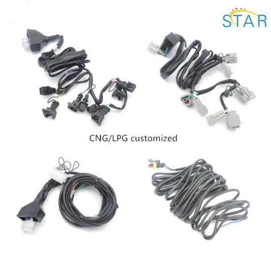 China Manufacturer Custom Electronic Home Appliance Wire