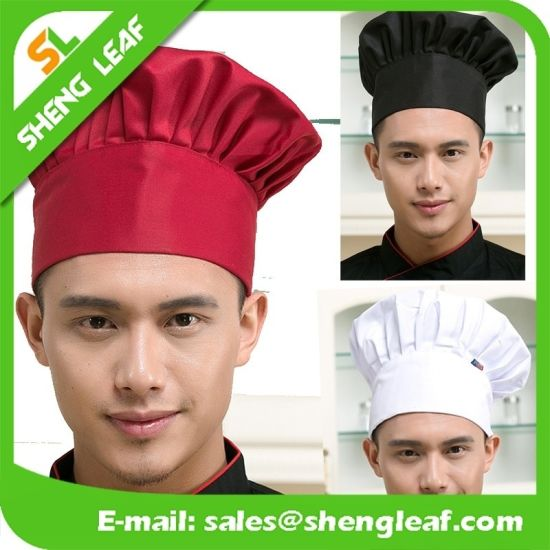 kitchen hats hanging lights china cheap customized fabric chef cap cook