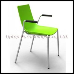 Plastic Chairs With Stainless Steel Legs Rifton Wood Chair China Commercia Meeting Room Leg Arm Sp Uc391 Pictures