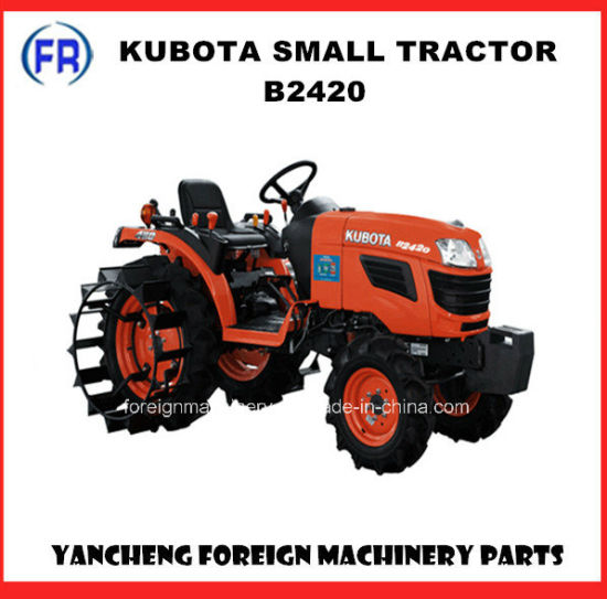 Kubota Small Tractor B2420 Pictures Photos