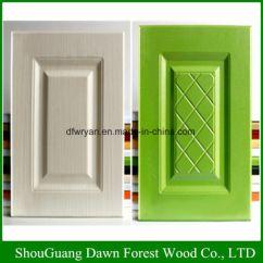 Mdf Kitchen Cabinet Doors Spice Racks China Modern Design Pvc Membrane Door