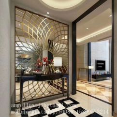 Decorative Screens For Living Rooms How To Arrange A Small Room With Tv China Laser Cut Stainless Steel Metal Panels Divider