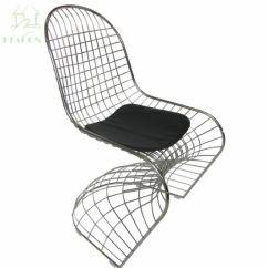 S Chair Replica Doll High China Designer Metal Shape Furniture