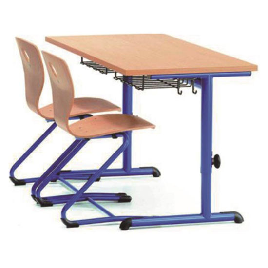 Modern School Furniture Best Price Plastic Student Single Desk And Chair Set For Sale China Double Student Desk Chair Connected School Table Set Made In China Com