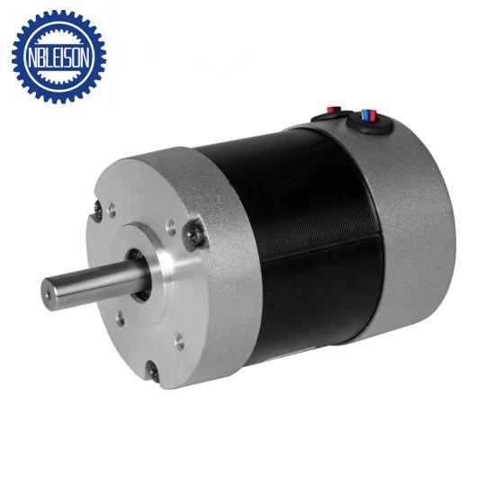Brushless Electric Motor Diagram A Threephase Brushless Dc Motor With