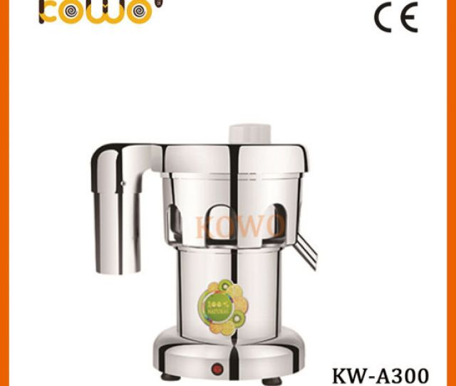 Heavy Duty Automatic Electric Home Appliance Carrot Juice Machine Juice Extractor For Sale
