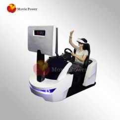 Hydraulic Racing Simulator Chair Walmart Toddler China Hot Selling Driving Amusement Vr Car