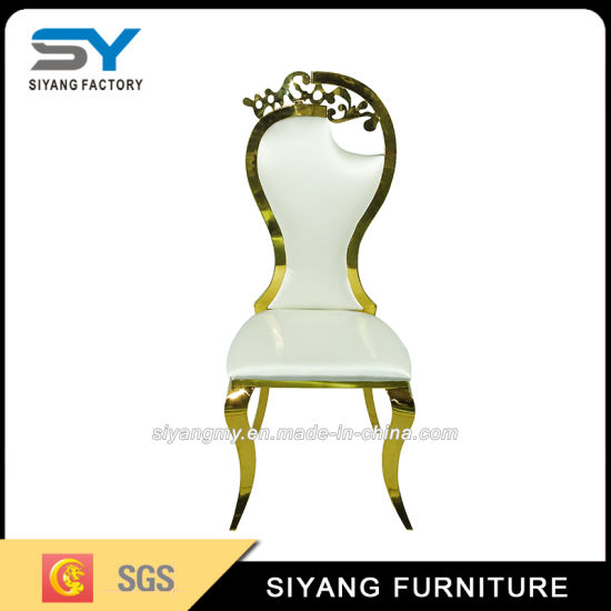 king furniture dining chairs garden chair cushions argos china dinning leather for restaurant