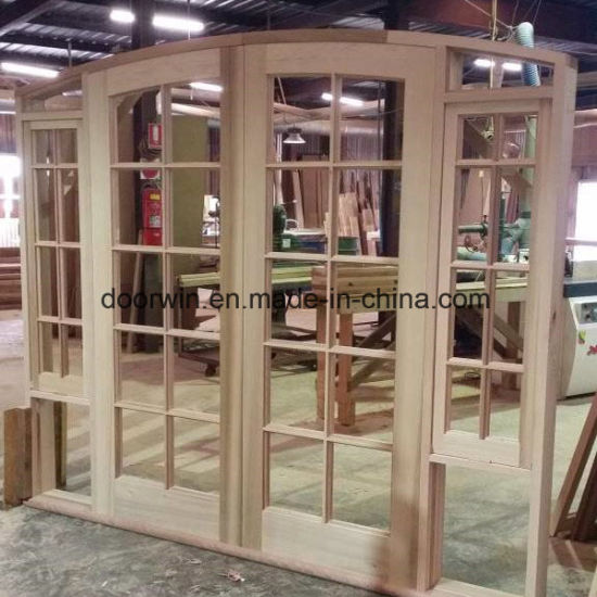 Round Aluminium Window Frames