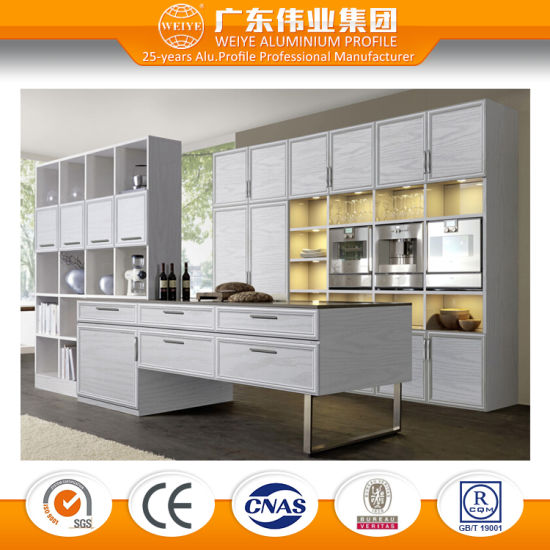 kitchen cabinet set types of cabinets china modern design aluminium alloy made