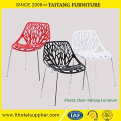 Plastic Chairs With Stainless Steel Legs French Style China Chair Garden Leg Pictures Photos