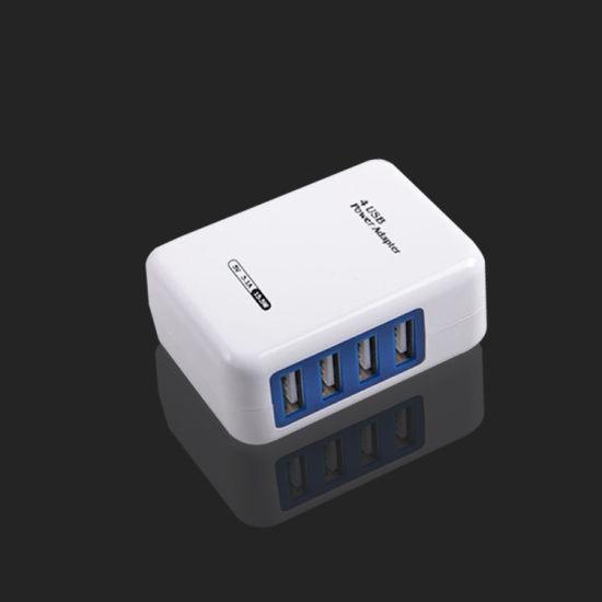 plug power q2 downlights wiring diagram china 4usb ports charger 4a international socket us adapter